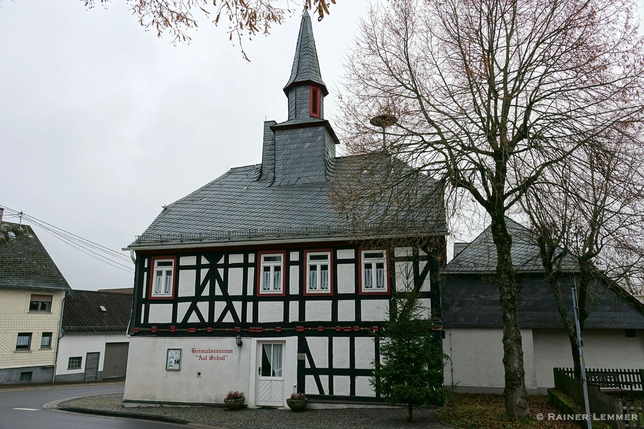 Dorfmuseum Alte Schule in Weißenberg