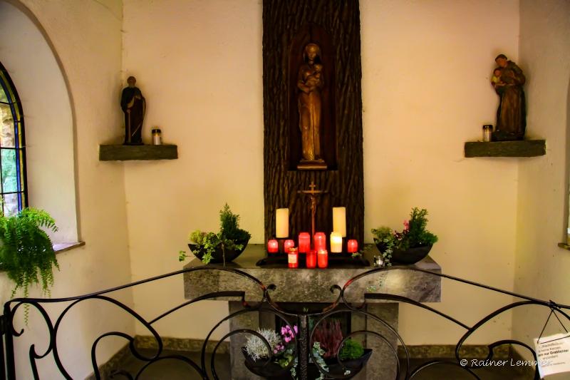 Kapelle Bildches Eich