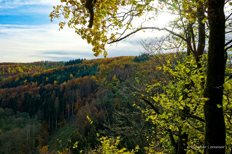 Blick ins Brexbachtal