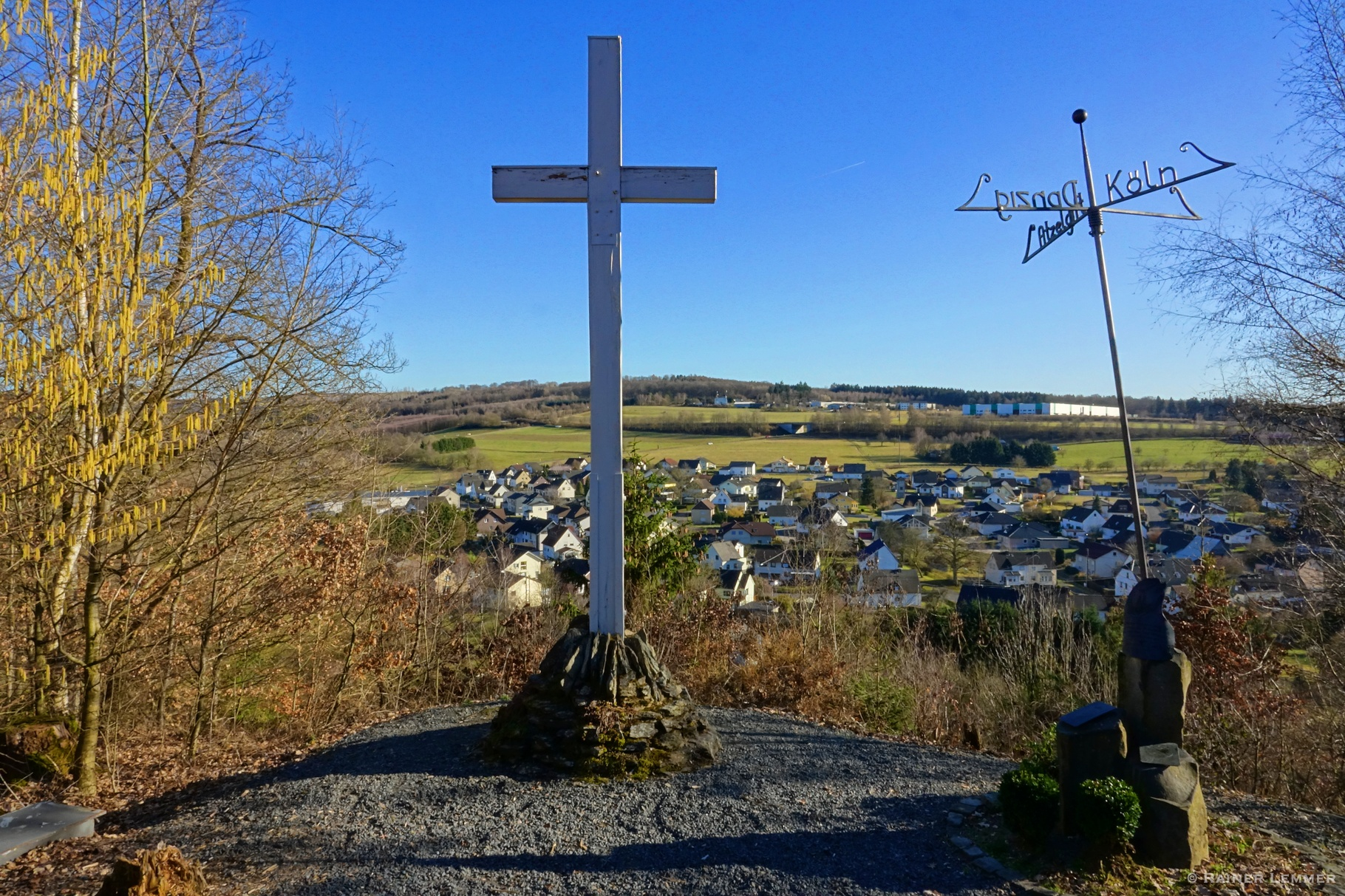 Gipfelkreuz Atzelgift