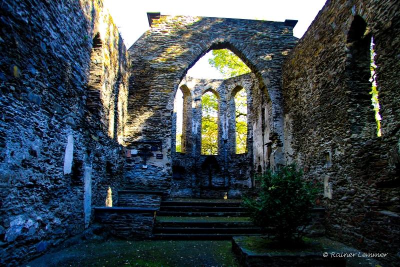 Klosterruine Hausenborn