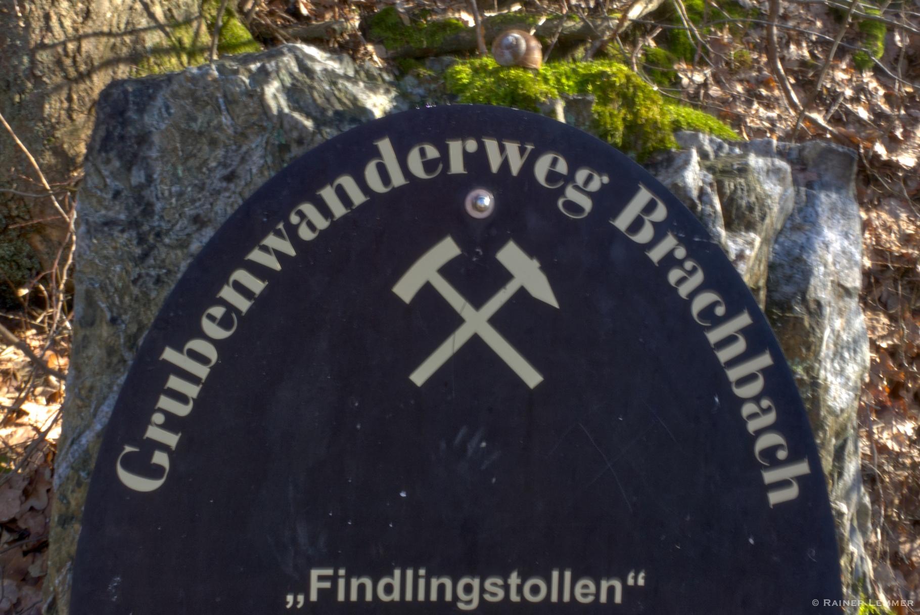 13 km Wanderung auf dem Gruben Wanderweg Brachbach