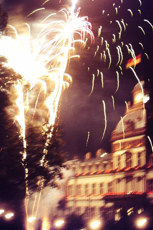 Wirtschaftsförderung - Hanau - Bürgerfest vor dem Schloss