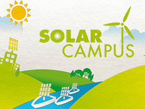 Logogestaltung - SolarCampus