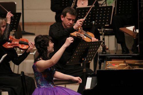 チャイコフスキー ピアノ協奏曲第1番 シレジアフィルハーモニー/ブウァシュチック 2012年4月9日