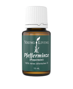 Pfefferminz Pfefferminze Pfefferminzöl ätherisch ätherisches Young Living