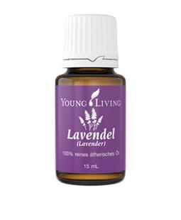 Lavendel Lavendelöl ätherisch ätherisches Young Living