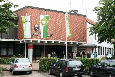 Das Hövelhofer Rathaus
