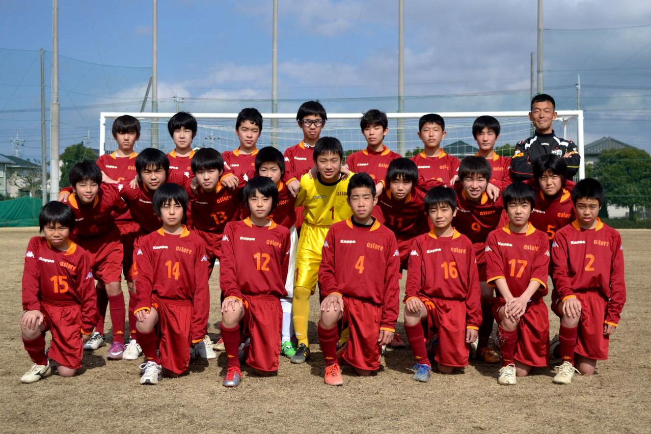 2012 U-14 第1期生