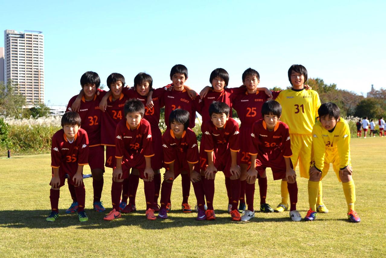 2012 U-13 第2期生