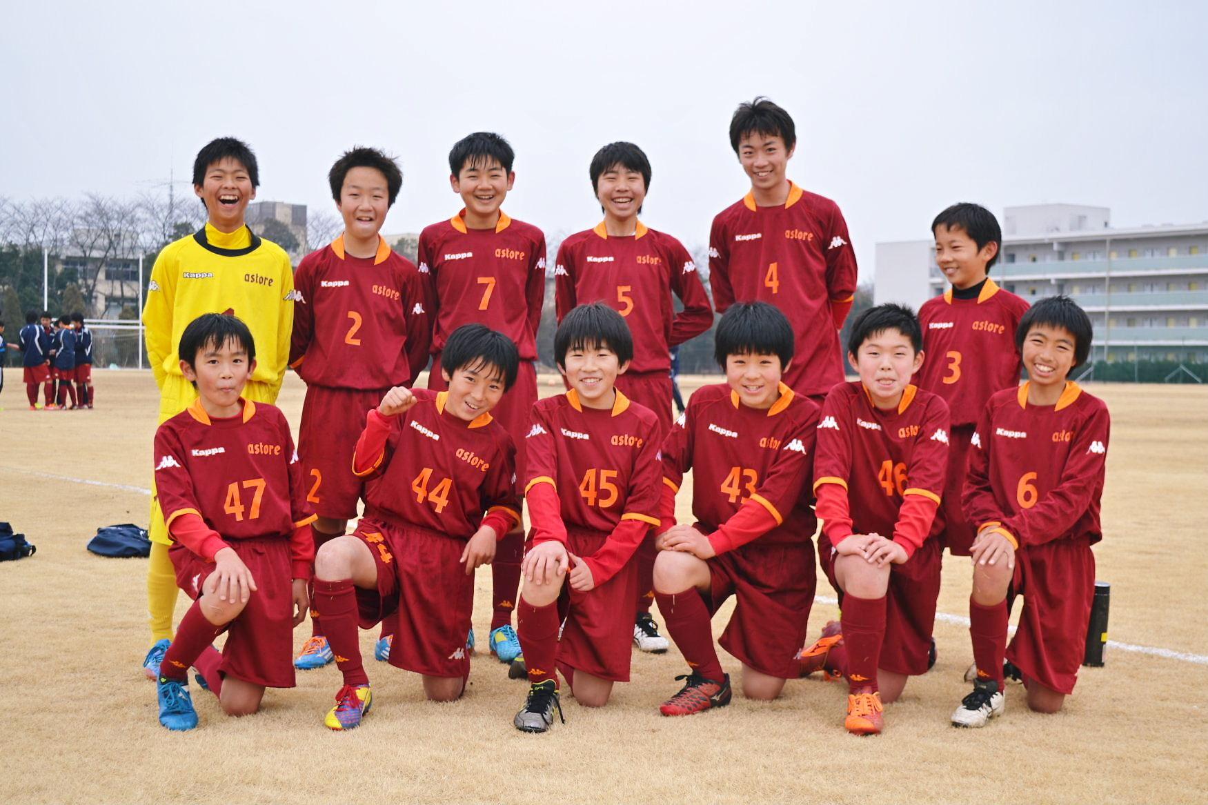 2013 U-13 第3期生