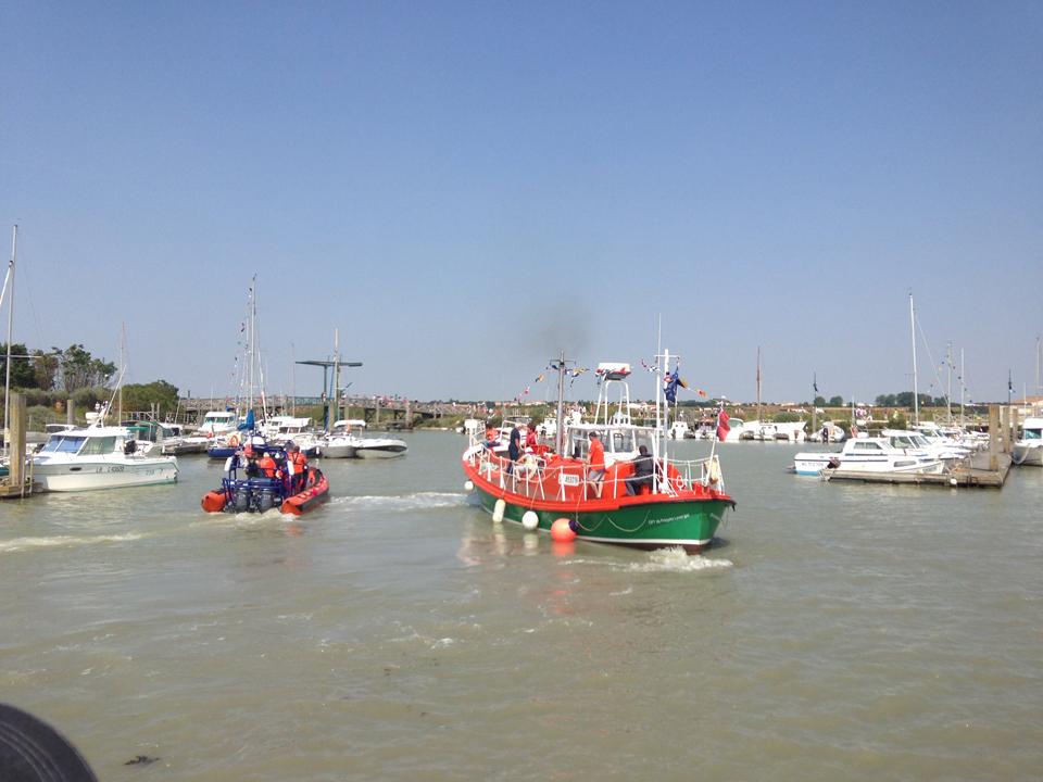 La SNSM, les sauveteurs des marins