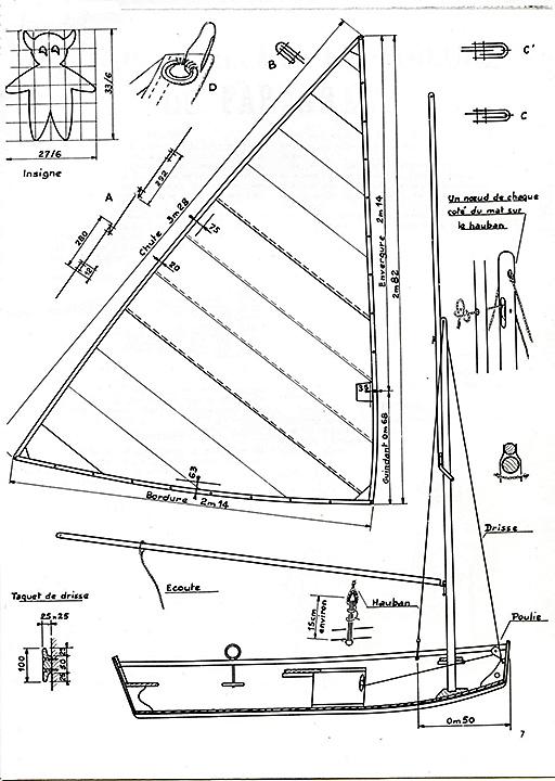 Plan général du Farfadet