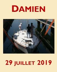 Damien: les toutes dernières nouvelles!