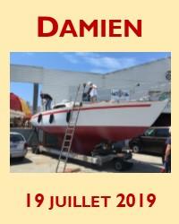 Damien: l'aventure continue!