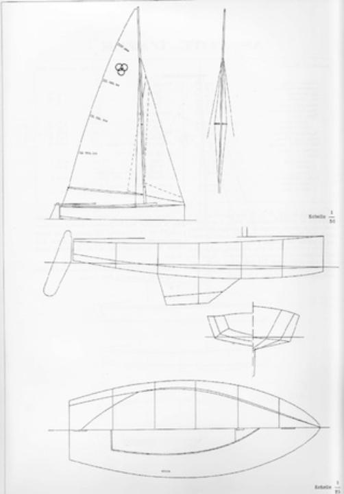 Le plan de l'Argonaute
