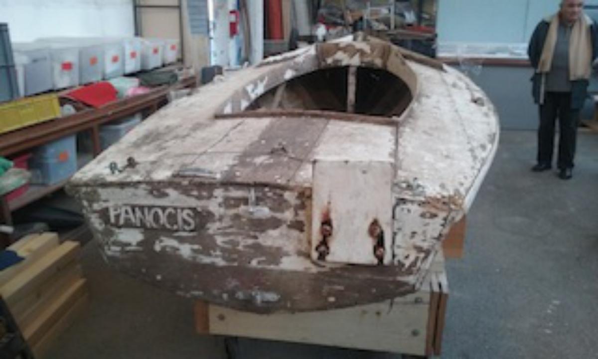L'Argonaute - Vue arrière