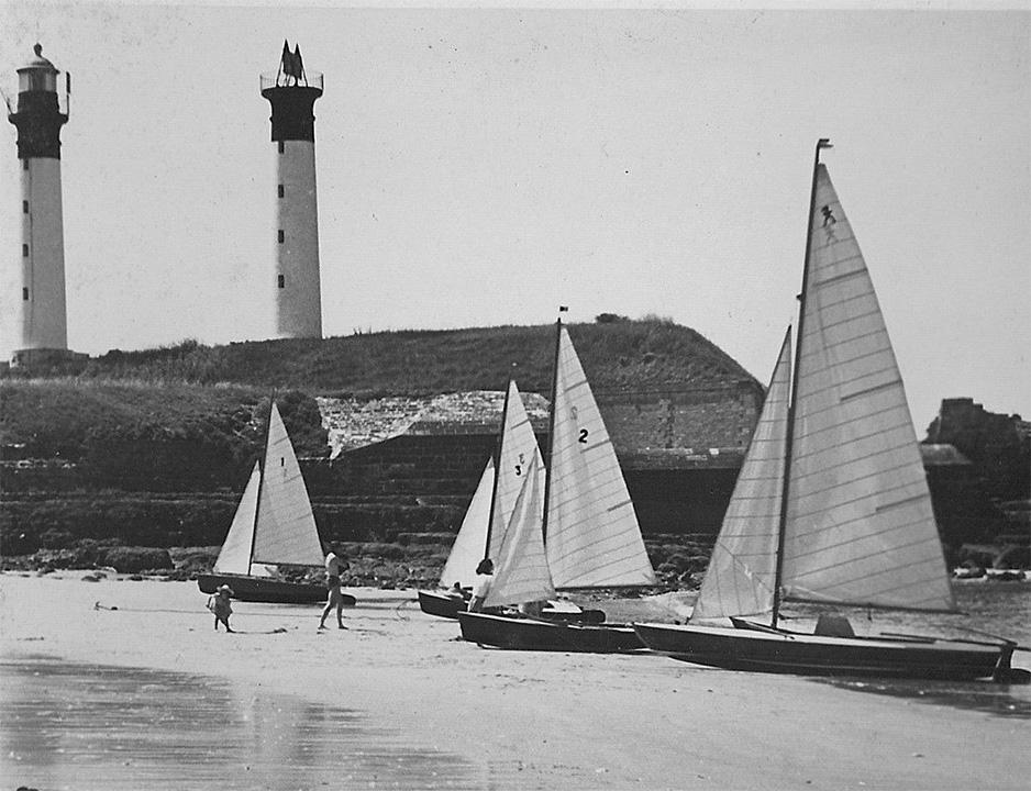 Un Caneton et trois Bulot à l'île d'Aix