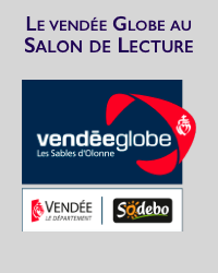 Le Vendée Globe au Salon de Lecture