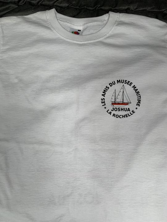 T.shirt Joshua à 15 euros