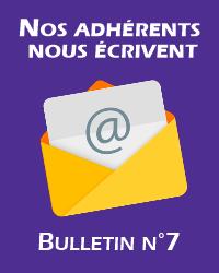 Bulletin de liaison n° 7