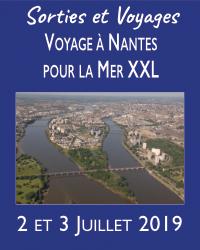 """Voyage à l'exposition """"La Mer XXL"""" à Nantes"""