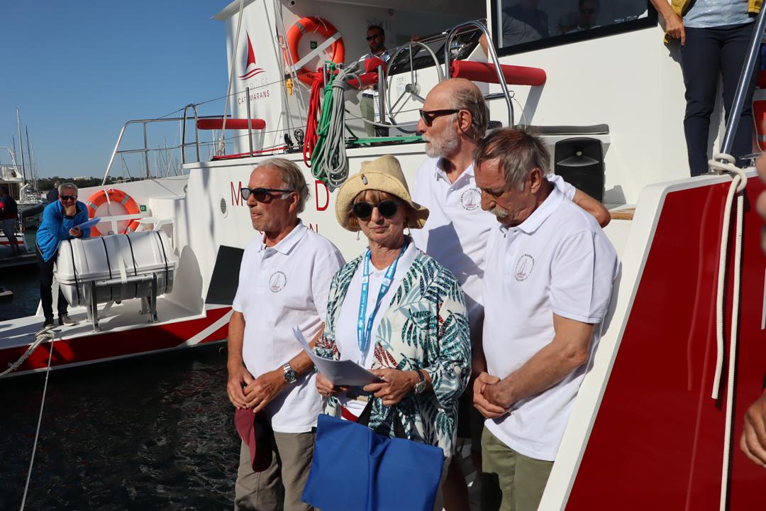 Joël Selo, Marie Guélain, Gérard et Jérôme