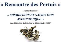 Cosmologie et navigation astronomique