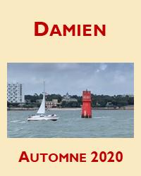 Damien va pouvoir naviguer avec des adhérents en 2021
