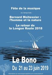 Joshua invité d'honneur au Bono dans le Golfe du Morbihan