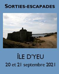 Escapade à l'Île d'Yeu
