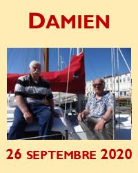 Les Amis ont fêté la fin des travaux de Damien