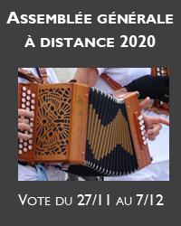 Assemblée Générale 2020 à distance
