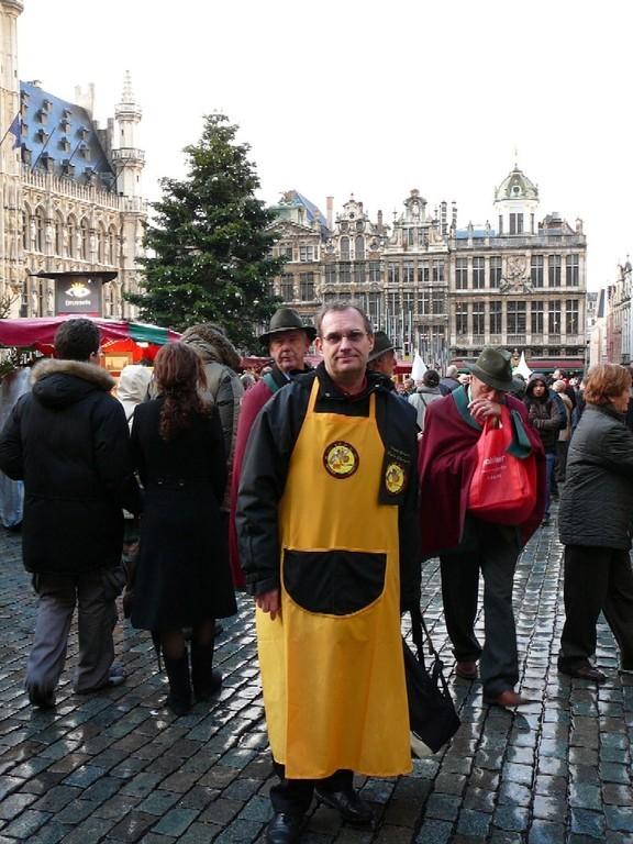 Bruxelles, Grand Place