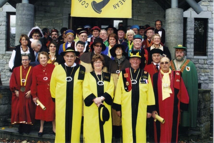 8 novembre 2008 - Chapitre de la Confrérie des Wiyinmes de Méan
