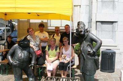 Balade gourmande - juillet 2008
