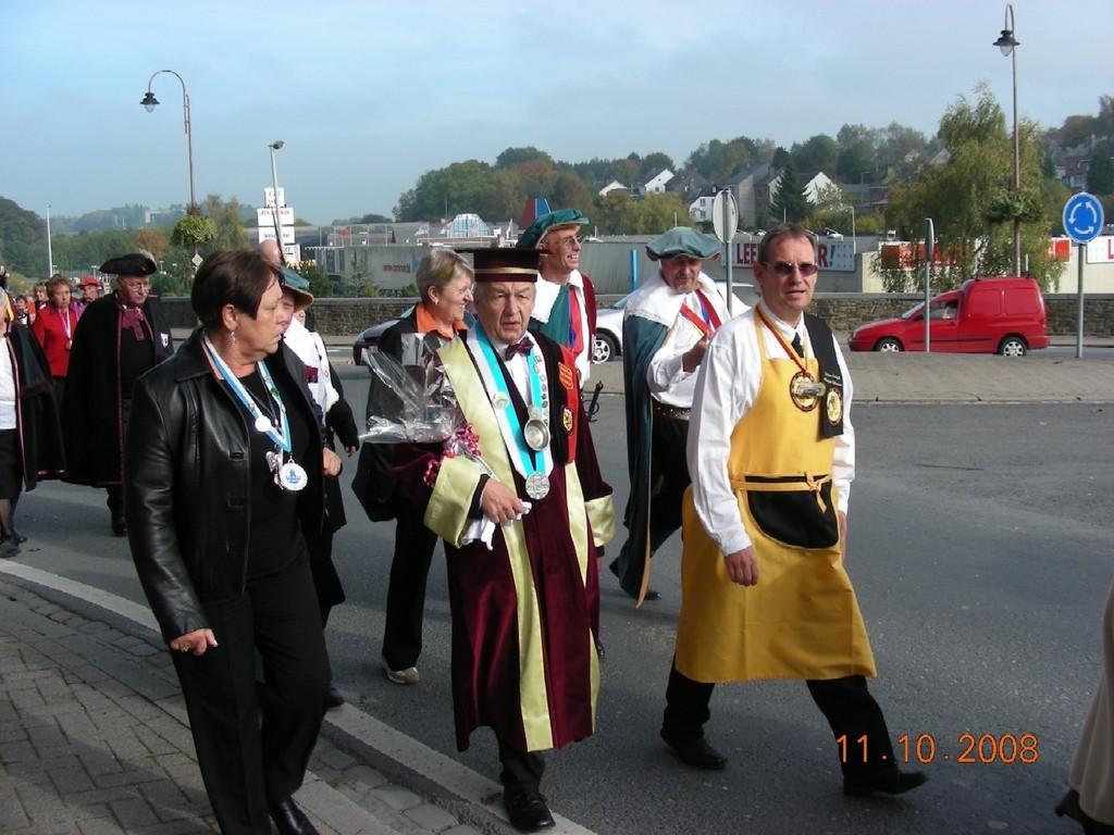 51e Chapitre des Herdiers d'Ardenne