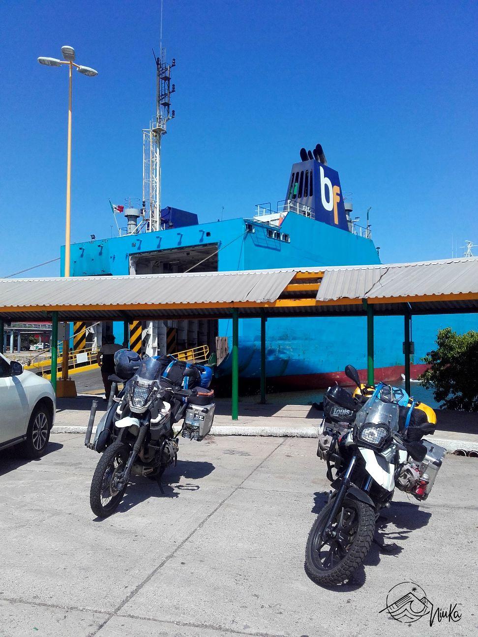 Fähre Mazatlán