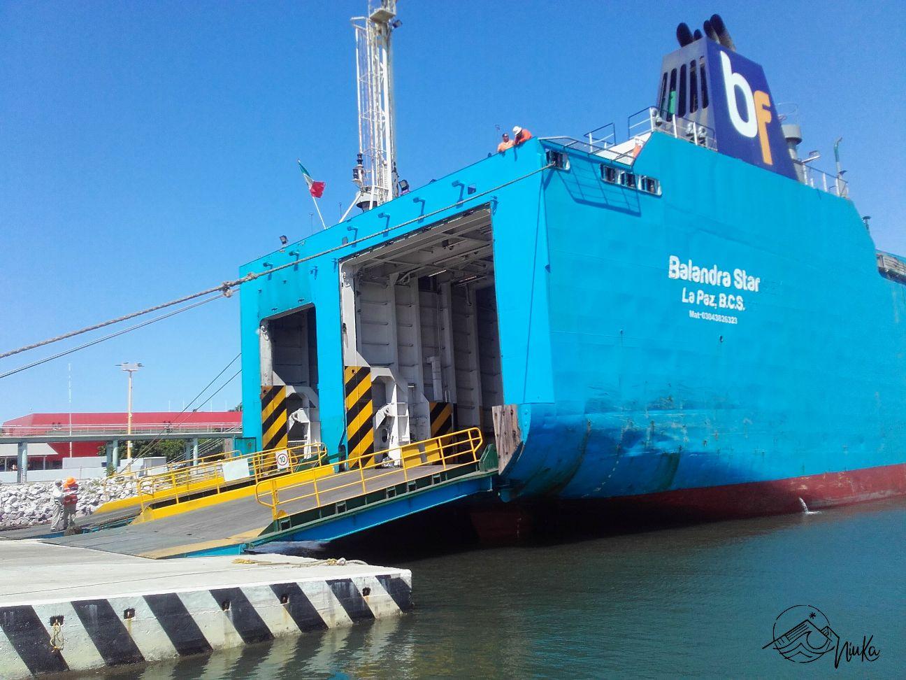 Ferry Mazatlán