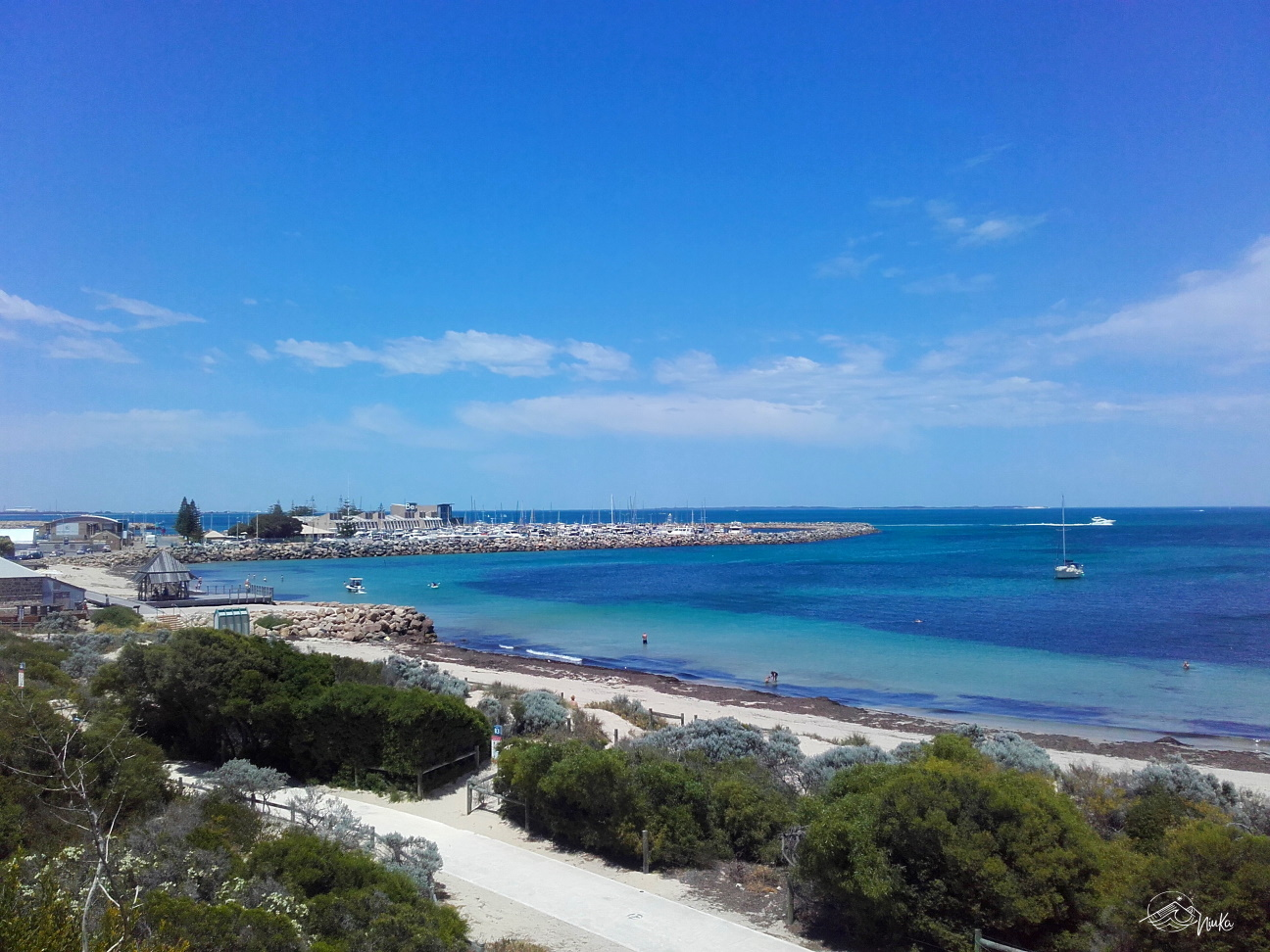 Fremantle Beach