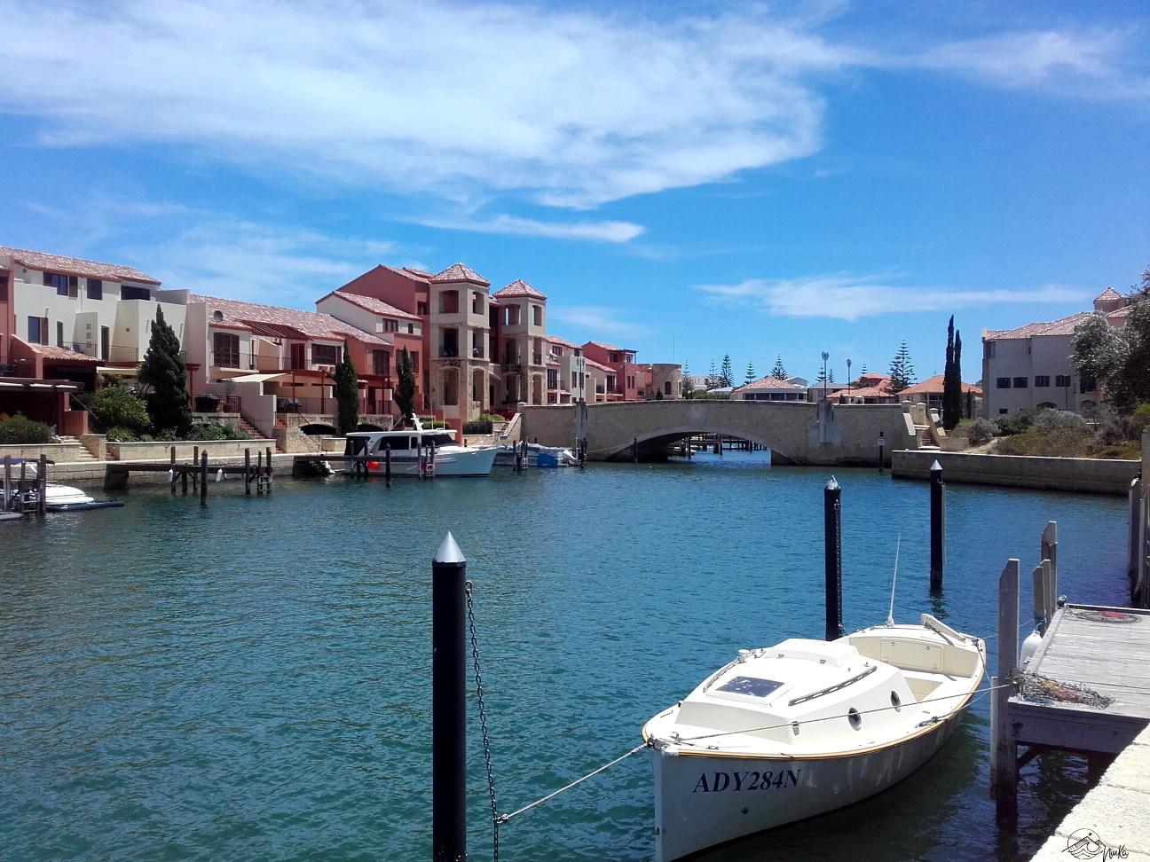 Mandurah oder Venedig?