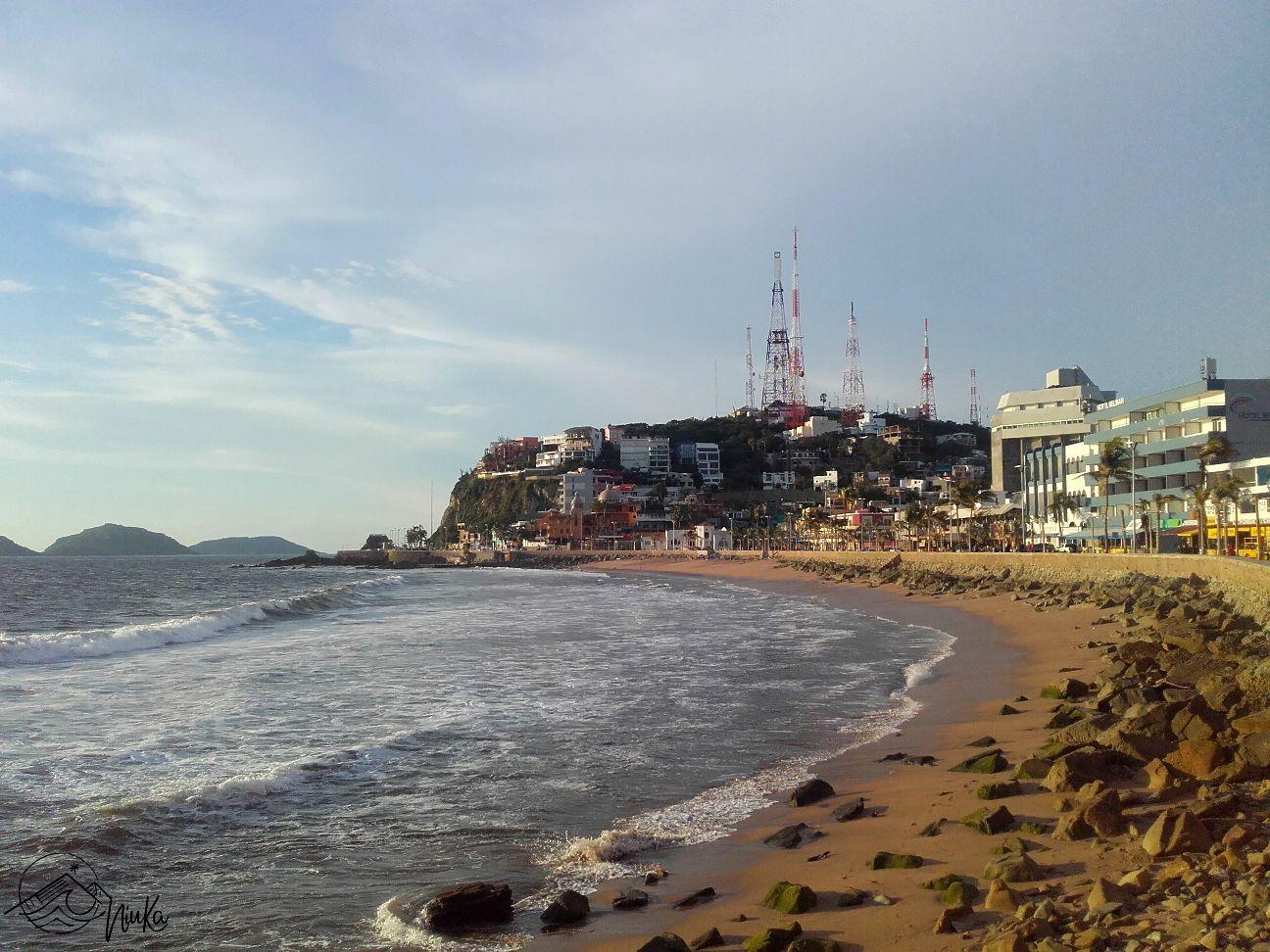 Uferpromenade Mazatlán