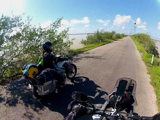 Fahrt nach Mérida