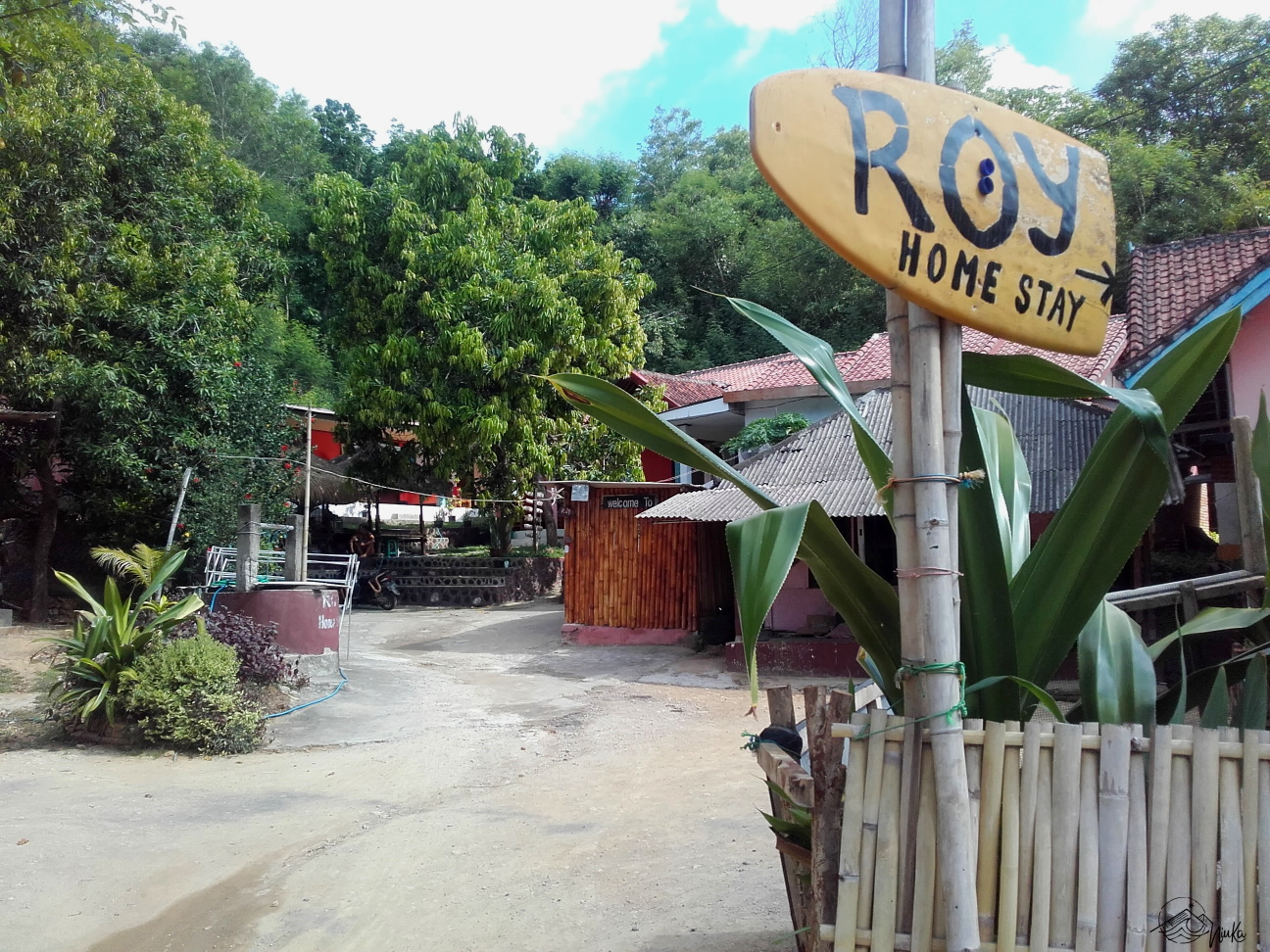 Our second accomodation - Roy Homestay