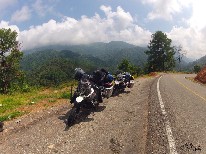 Fahrt nach Oaxaca