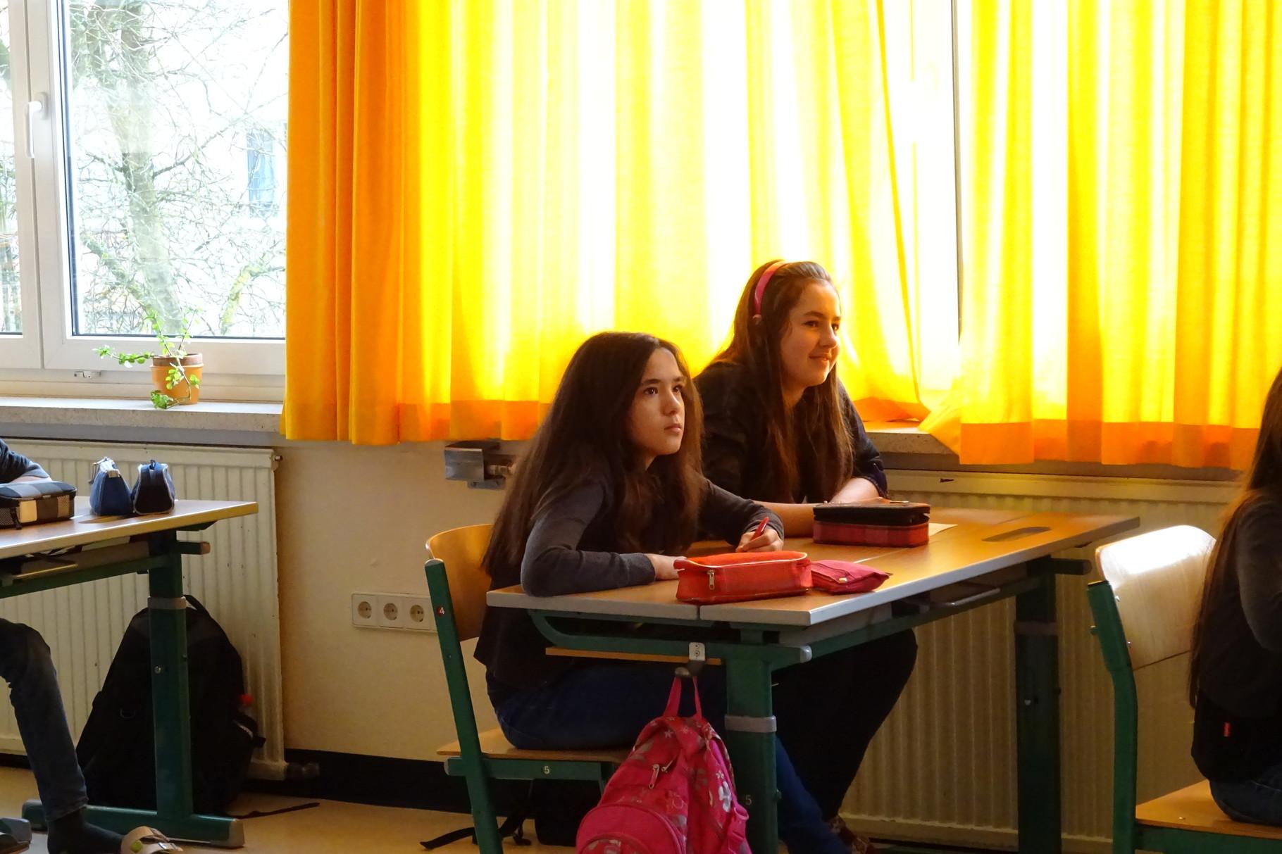 EVA / 1. Klassen