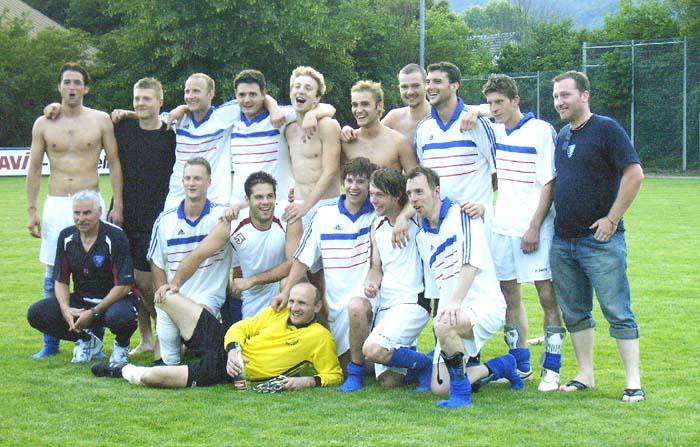 Im Jahr 2007 feiert die 1. Mannschaft unter Trainer Karl-Heinz Stiglmeier nach einem Relegationskrimi den Aufstieg in die Kreisliga