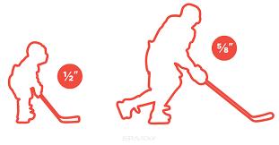 Sparx Hockey welcher Schliff