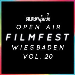 Filmfest Wiesbaden Open Air Kino von den Bilderwerfern