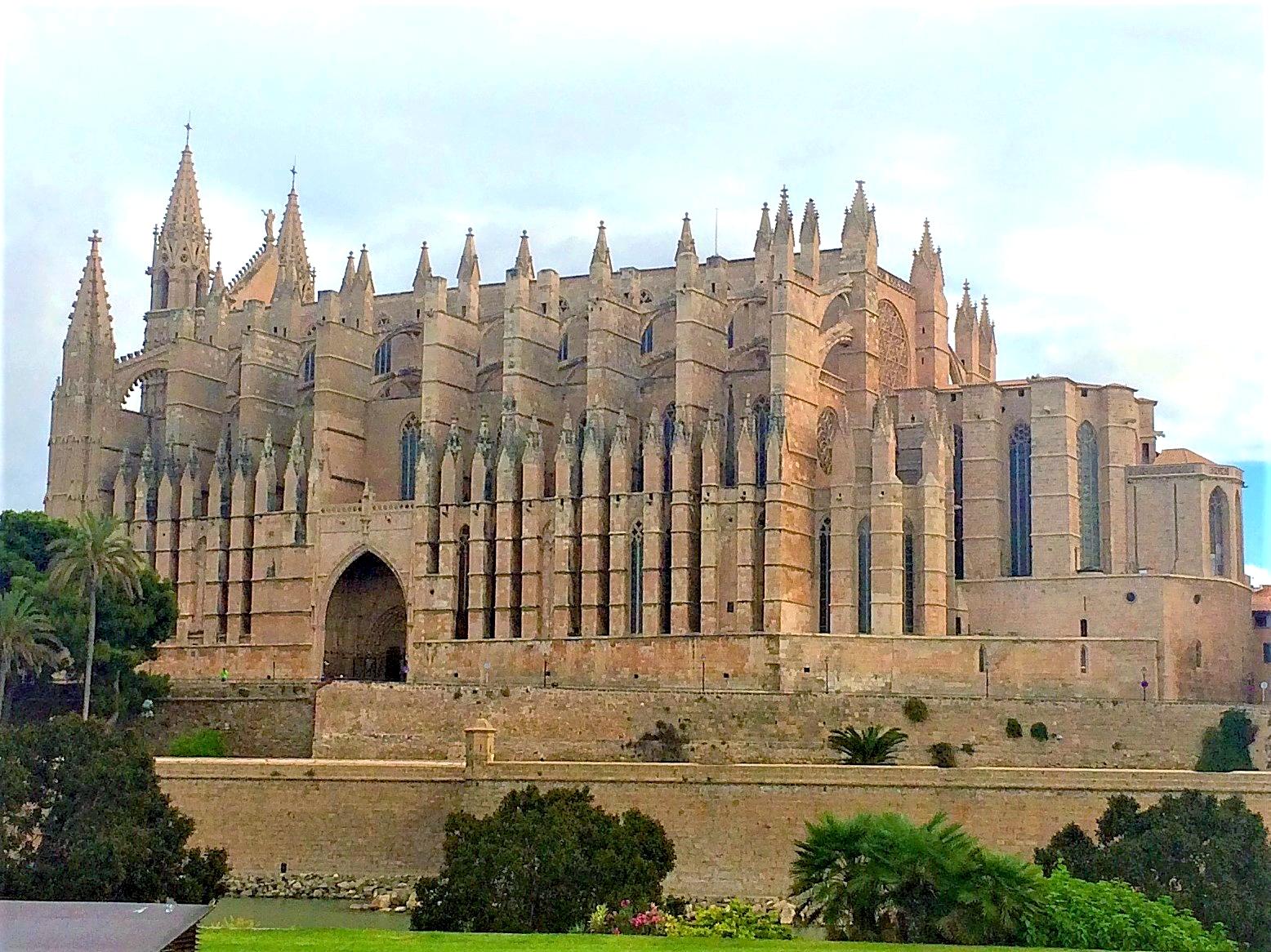 Palma -- die Kathedrale
